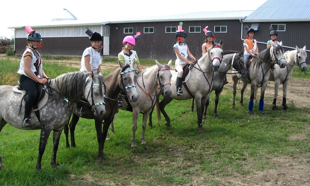 Keno Hill Stable and Tack Shop » Summer Camps